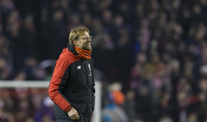 Liverpool eyes Premier League title with Klopps at helm