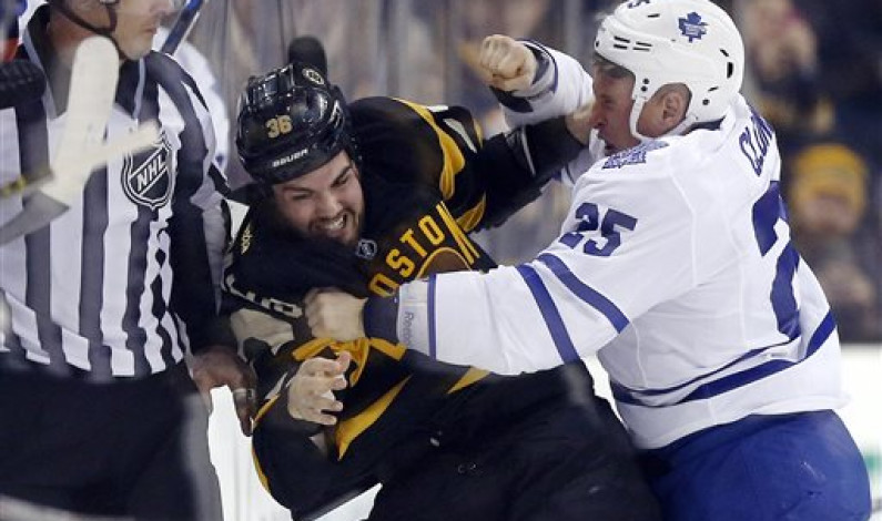 Fighting needs to be extinguished from hockey