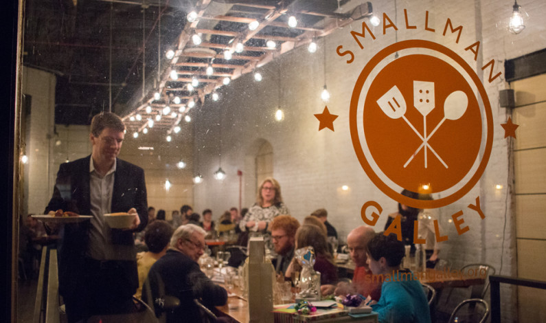 Smallman Galley brings novel dining to the Strip