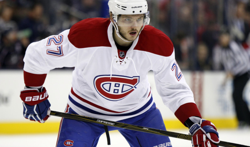 Galchenyuk mocked for roll in domestic violence case