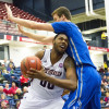 Men's hoops takes care of business against St. Louis, win first conference matchup