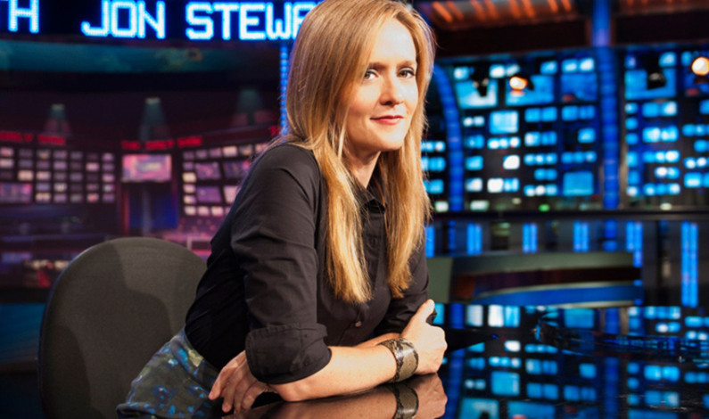 'Full Frontal' exposes sexism of late-night