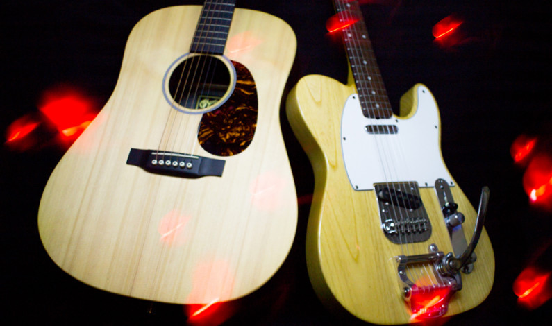 Have a rockin' Spring Break: It's time to learn guitar
