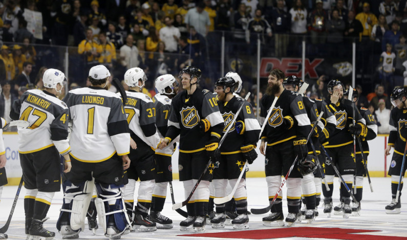 2016 NHL All-Star Game finally puts on entertaining show