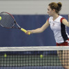 Women's tennis tops CMU, men's side falls to 4-4