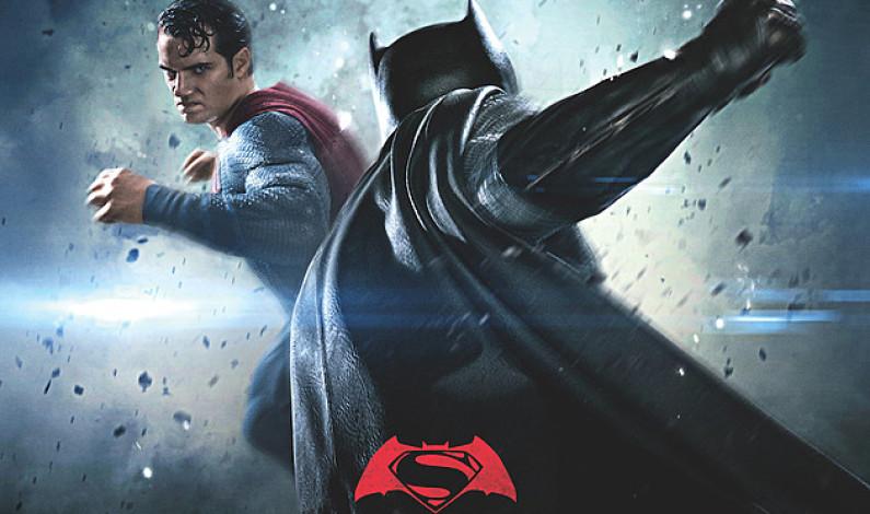 'Batman v. Superman' stumbles DCEU start