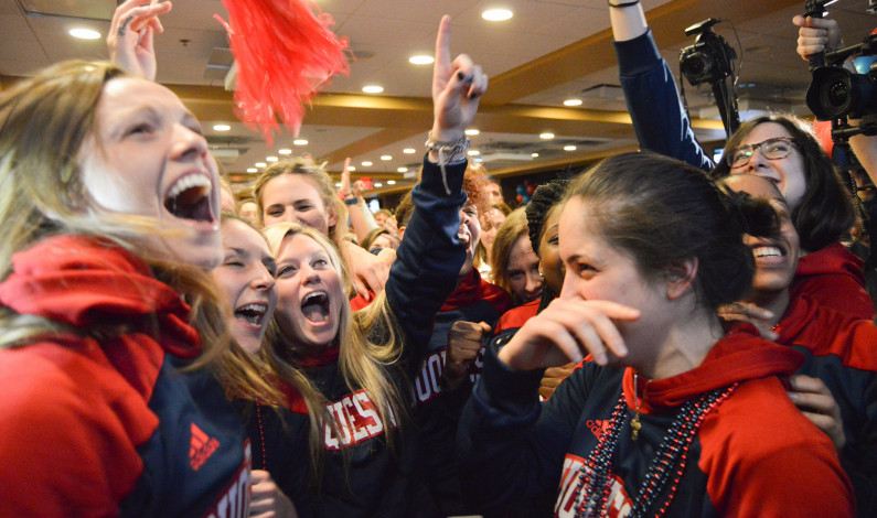 MULTIMEDIA: Duquesne Women's Basketball Team Makes The Big Dance