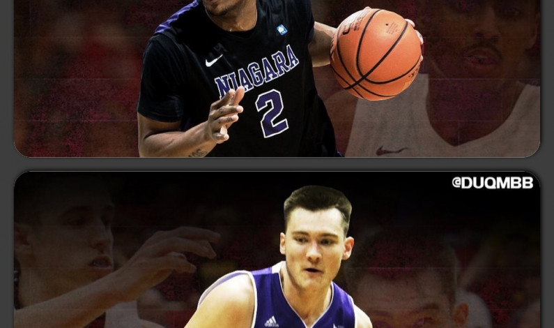 "Erasing the ""rebuilding"" label: Dukes sign first ever grad transfers"