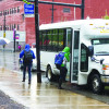 Students report shuttle problems