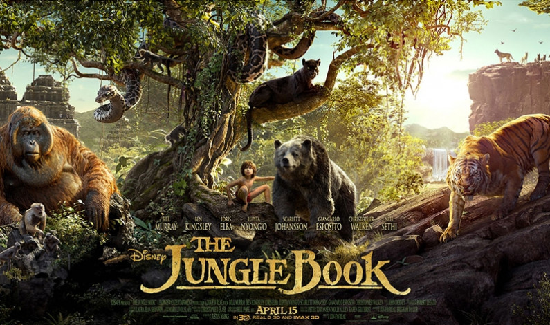 'The Jungle Book' comes to life successfully