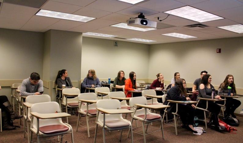 Language students raise  concerns
