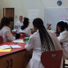 Hill District students conduct drug research with help from DU students, alumni