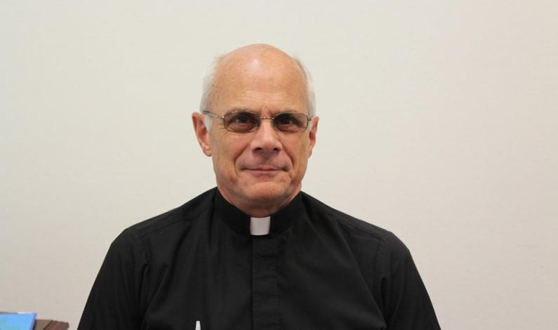 Rev. Walsh celebrates 25 years in the priesthood