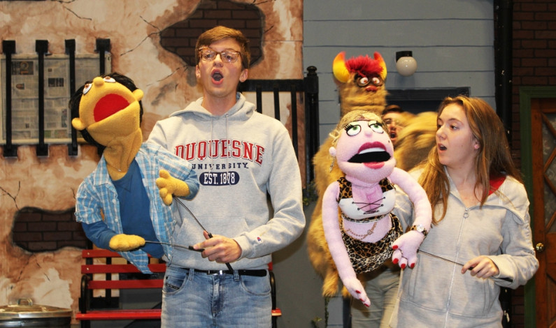 'Avenue Q' comes to the Genesius Theater