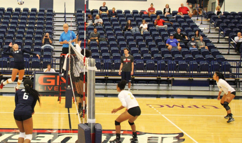 Duquesne VB rides depth to perfect weekend