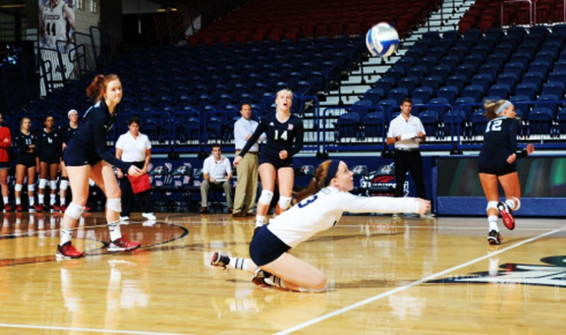 Senior Spotlight: Sammy Kline, Duquesne VB