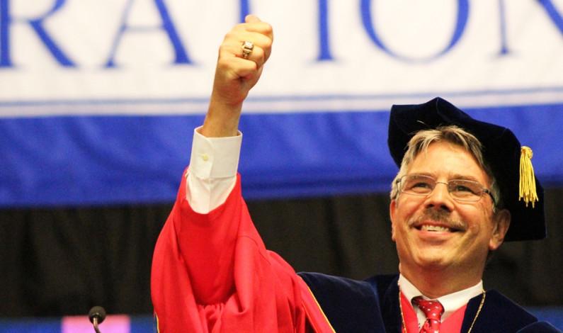 Ken Gormley inaugurated as 13th Duquesne president