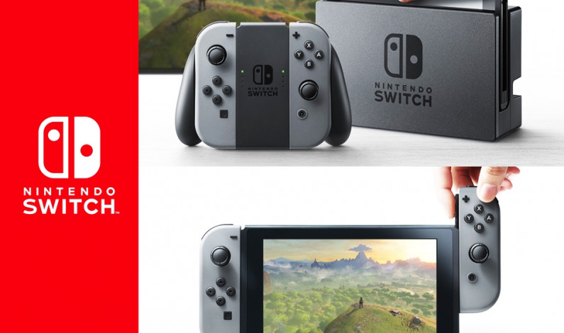 Nintendo switches things up with next console