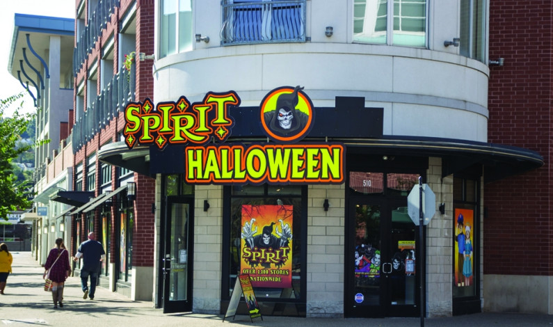 South Side Spirit Halloween haunts again