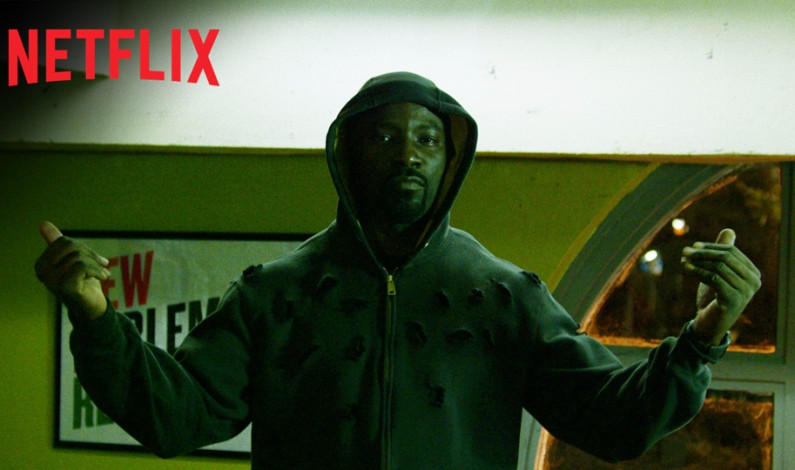 'Luke Cage' tackles criminals and modern racial tension