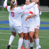 Women's soccer surges to best A-10 start in history