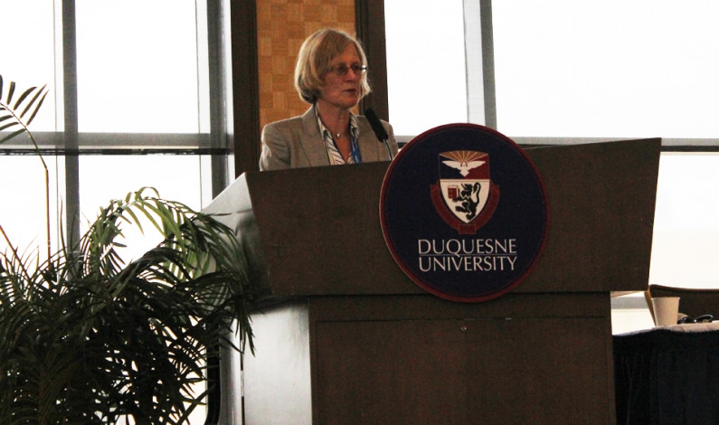 Duquesne hosts second annual 'Integrity of Creation' conference