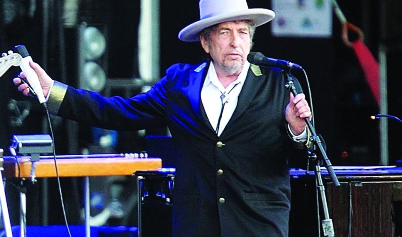 Dylan's lyrics deserving of literature Nobel Prize