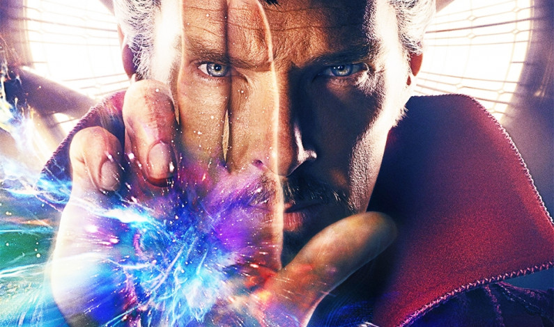 'Doctor Strange' takes viewers on out-of-world experience
