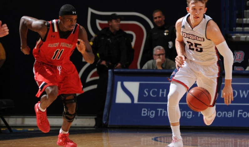 Castro, Smith lead Dukes to win over rival Red Flash