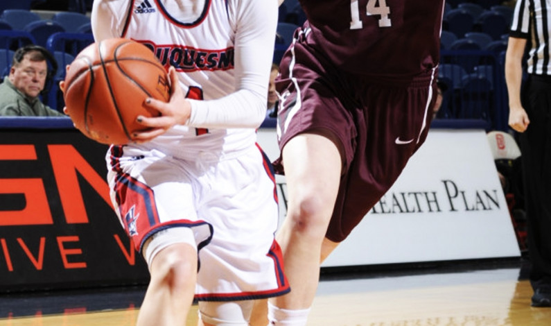 Duquesne WBB looks to maintain recent success