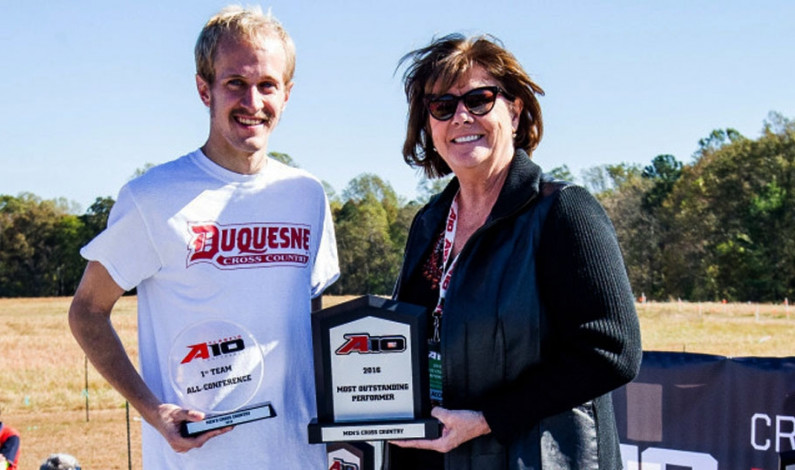 XC teams battle through Atlantic 10 Championships