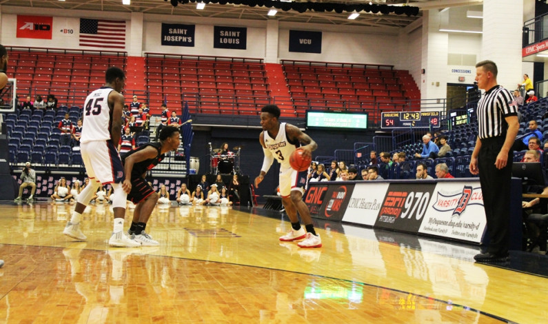 Smith aims to revitalize his career at Duquesne