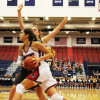 Women's hoops stumbles to win over Lehigh