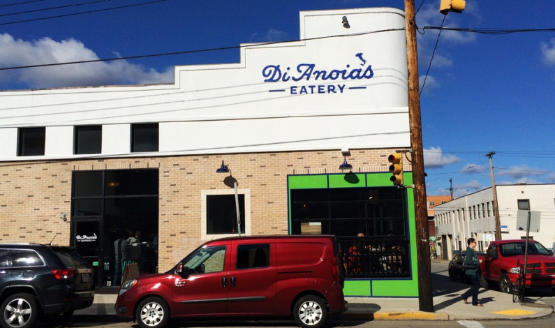 DiAnoia's Eatery offers authentic Italian cuisine in the Strip