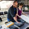 'Combat Paper' workshop comes to Duquesne