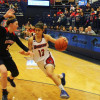Duquesne WBB downs Spiders to reach .500 mark