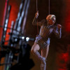 Lady Gaga scores big with Super Bowl halftime