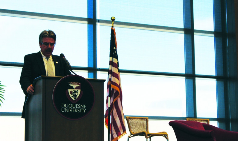 Gormley responds to faculty letter on executive order