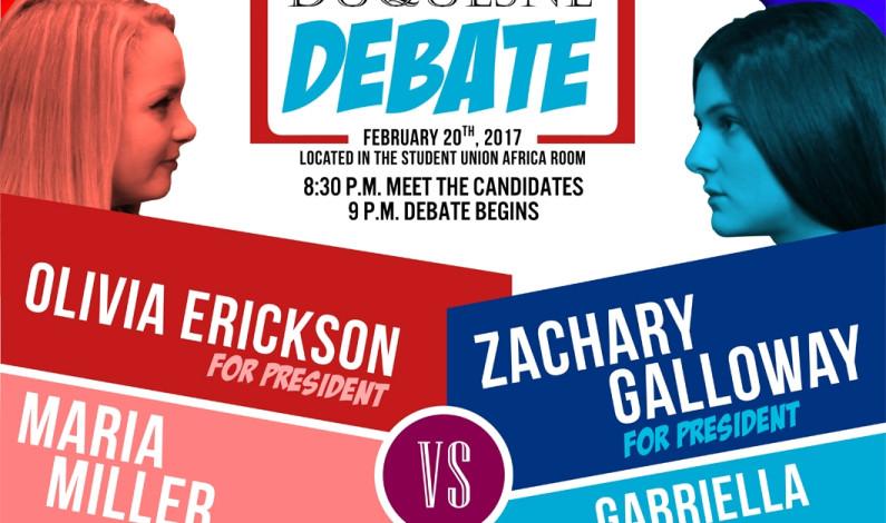 The Duquesne Duke Presents: The Great Duquesne Debate