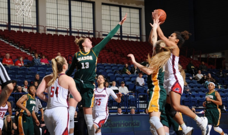 Second half surge sends Duquesne WBB to Richmond