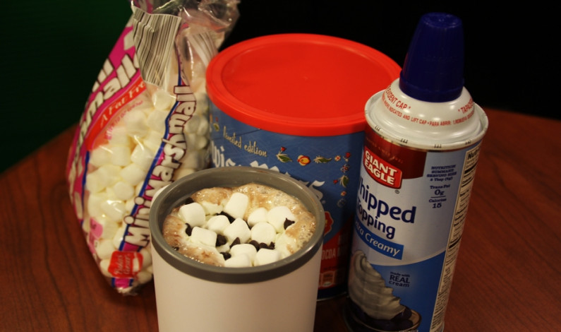 Hacking hot chocolate: Mixing up a winter favorite