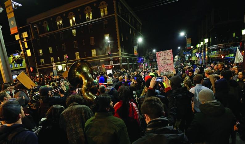 Progressive students hypocritical at UC Berkeley