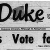 A dip into The Duke archives: March 23, 1956