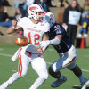 Christian Kuntz takes aim at making leap from NEC to NFL