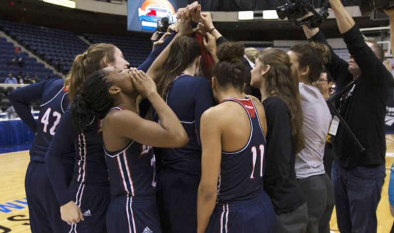 Women's hoops finishes off another strong campaign