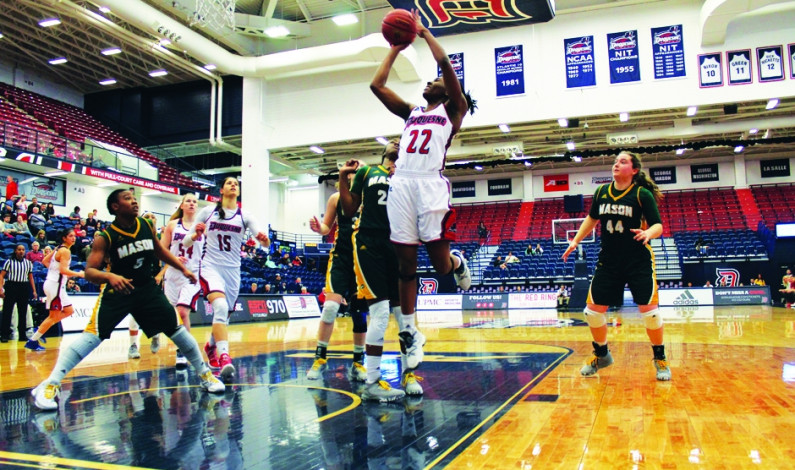 Duquesne WBB playing for another tomorrow