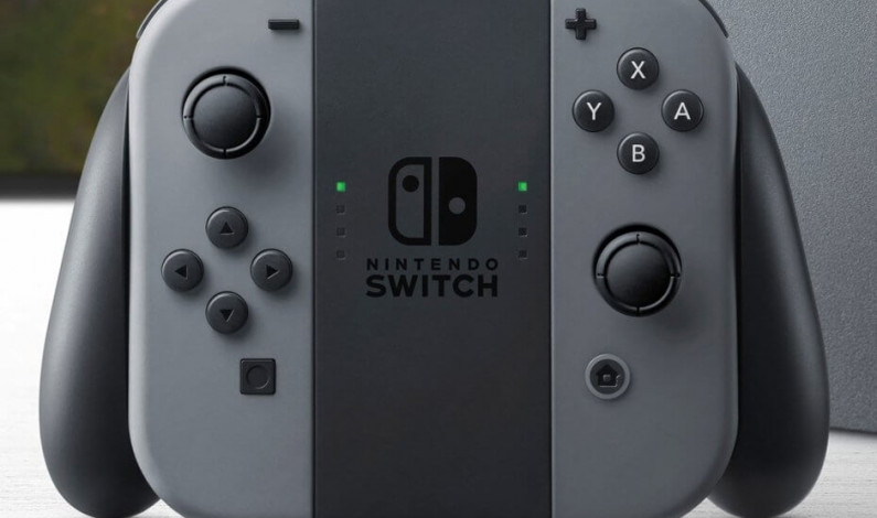 Switch does not account for disabled gamers