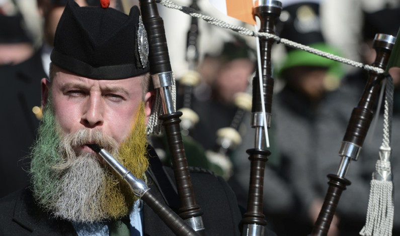 St. Patrick's Day evolution: Celebrations then and now