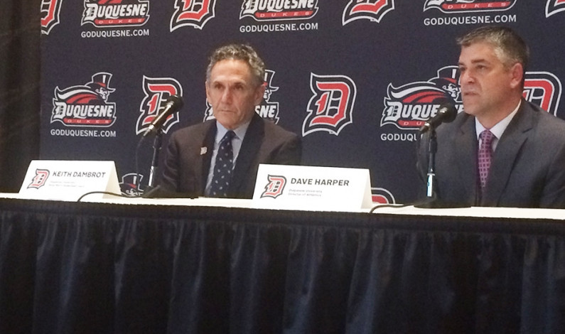 Dambrot provides sense of hope during press conference