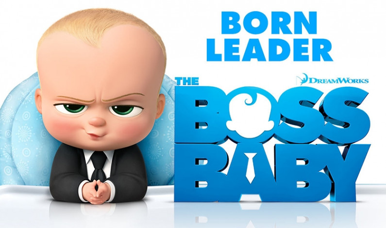 'Boss Baby' is woefully incoherent, infantile